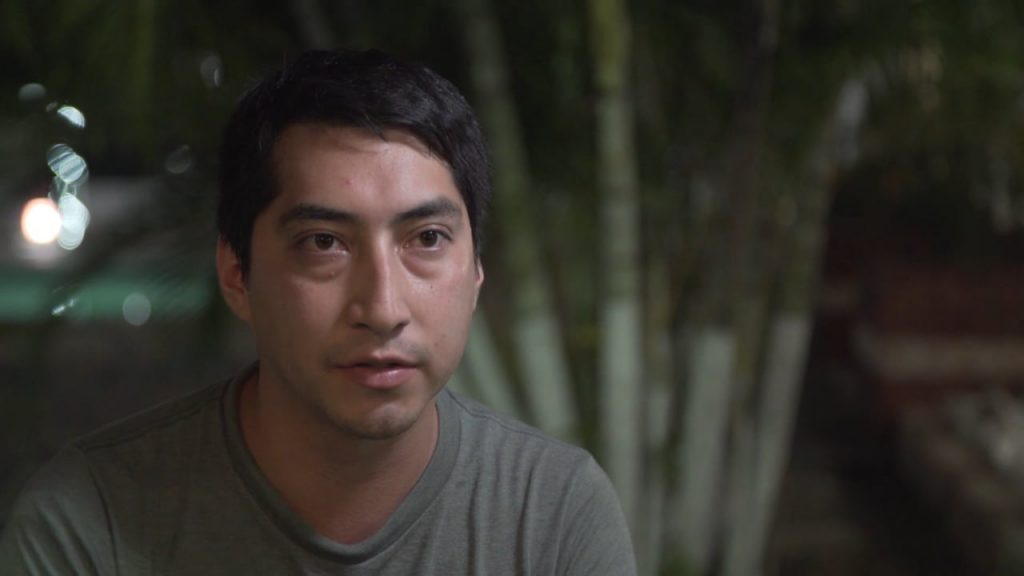 Alejandro Contreras Escalante - Ecologies of Migrant Care
